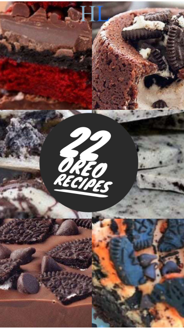 oreo recipes vegan