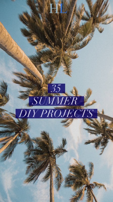 diy summer projects for your room